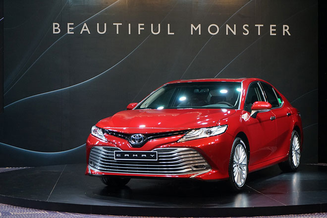 CAMRY 2.0G NEW